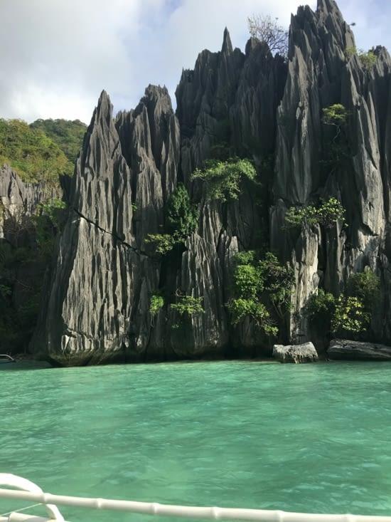 L'archipel de Bacuit aux Philippines