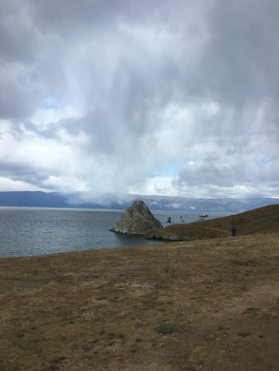 Baikal lake in Russia ... amazing by its size and beauty!
