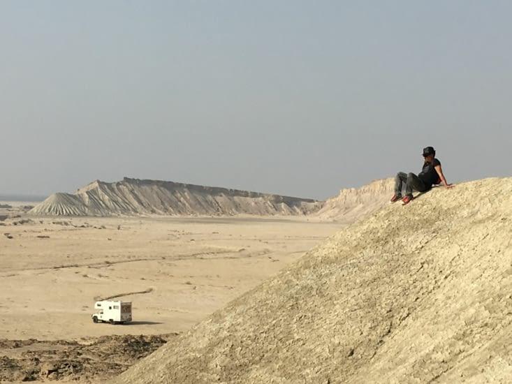 L'île de Qeshm en Iran ... spendide!!!