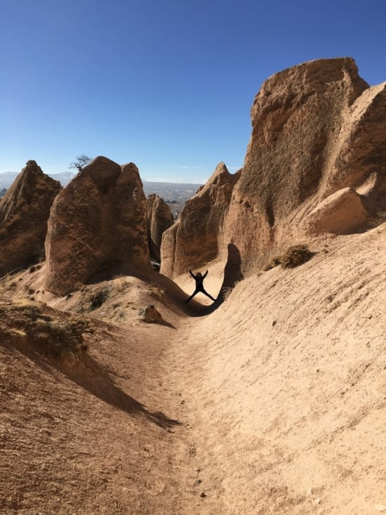 Cappadoce (Turquie) : un décor lunaire!