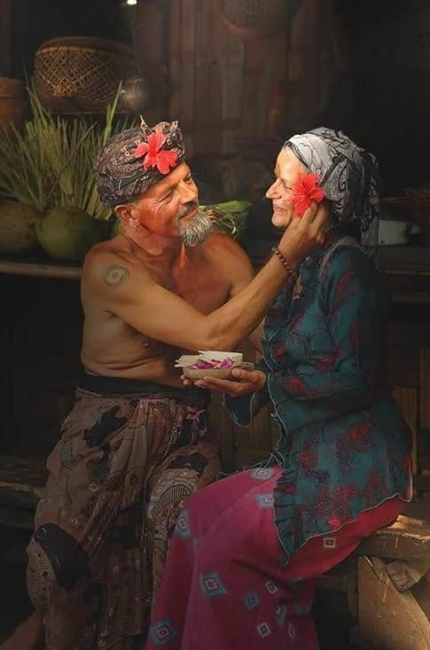 Notre sceance photo a Bali