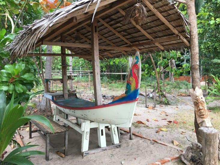 Indonésie : une table originale !