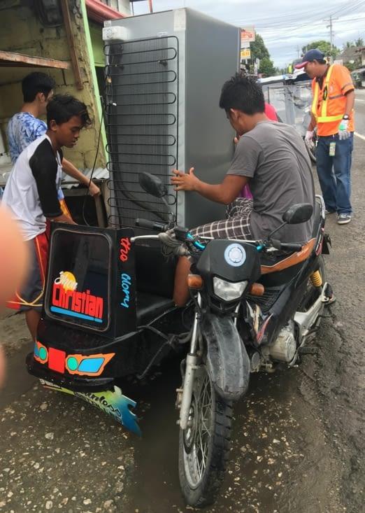 Philippines : où est passé Darty ! Ici c'est Christian !