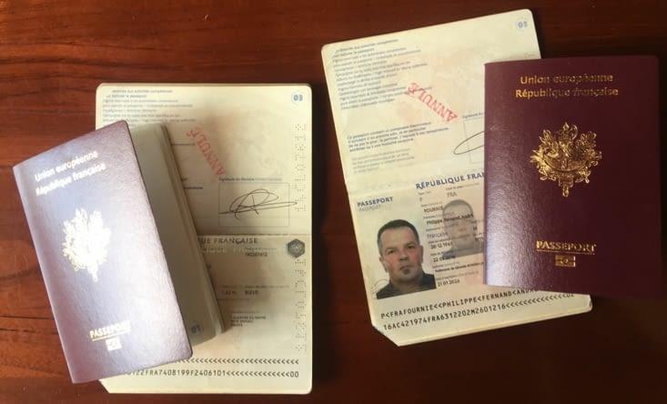 Ouah ! Ca y est un nouveau passeport pour continuer notre périple!