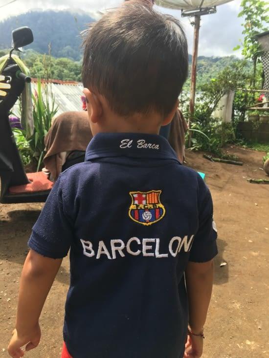 Des clubs de légende même au bout du monde !