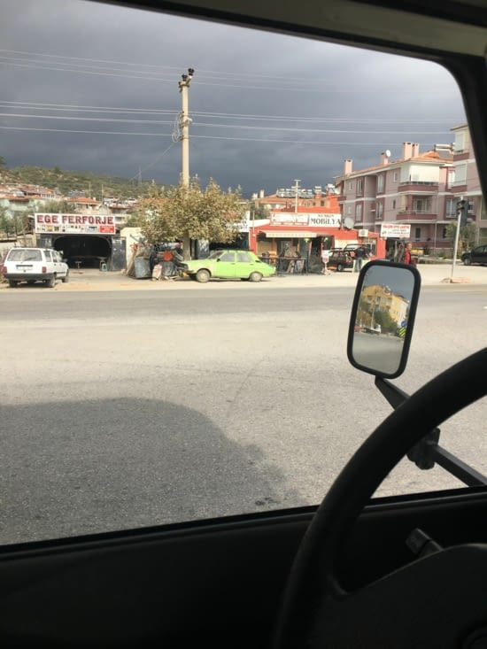 Turquie : La R12 de Djamel Debouze (je sais elle est tirée par les cheveux ..... C'était juste pour la rime !!)