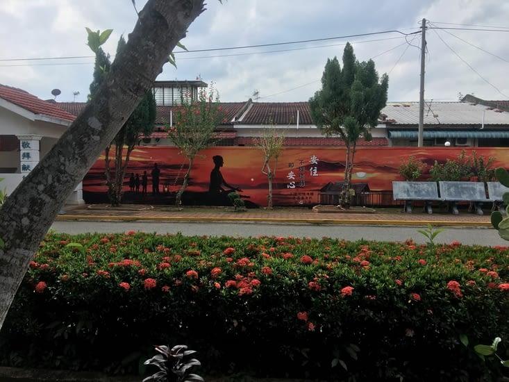 Centre Sang Riang a Trieng en Malaisie