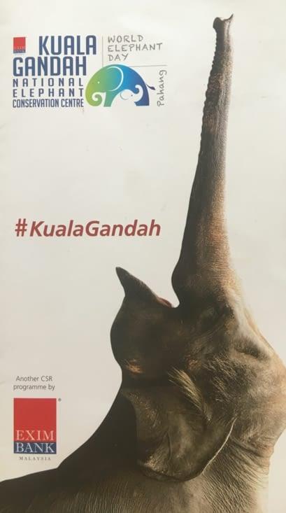 Parc de Guala Gandah en Malaisie