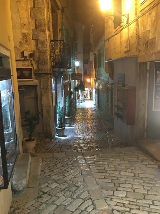 Rovinj..un petit St Emilion...mais avec la mer autour...Authentique!
