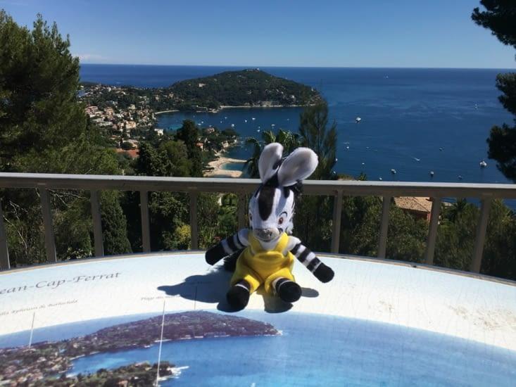 """Zebrakid (voir page """"rencontres"""") découvre notre jolie France...il voulait aller au casino de Nice mais sans argent"""