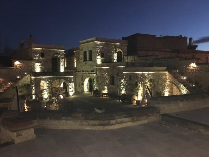 Histoire numéro 39 : Hotel Doors of Cappadocia