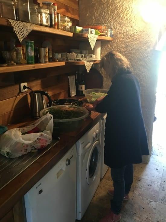 Eva est mandatée pour la salade ...... moi j'offre la viande (Sorry mais mes talents culinaire ont été désapprouves !!!)