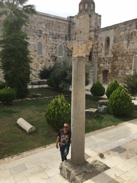 La ville ancienne d'Epheze ...