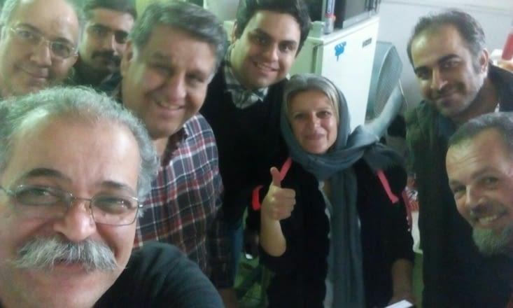 """2 ieme partie : re-reparation du chauffage à Teheran (voir """"coup dur"""")"""