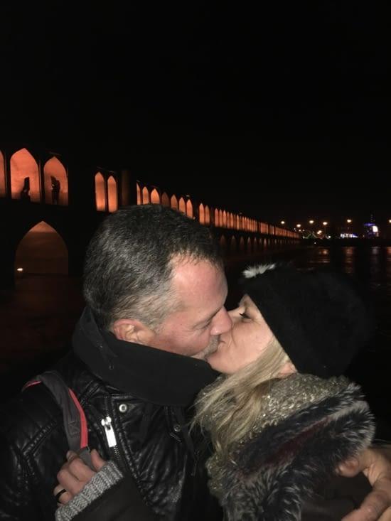 """Les """"Amoureux du pont .....Vieux"""""""