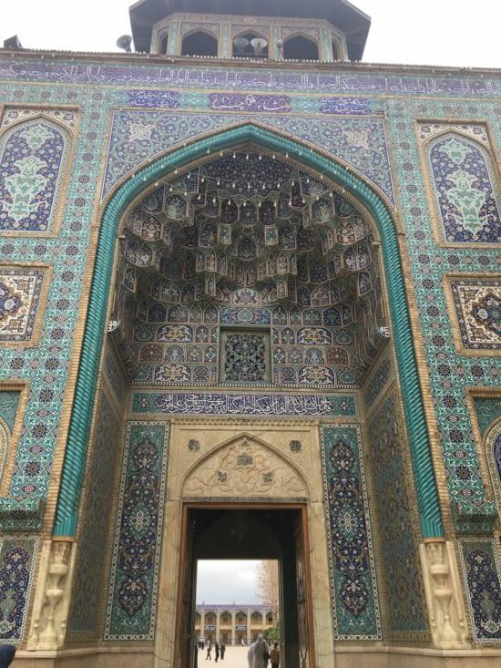 Shah-Cheragh a Shiraz ...magnifique !