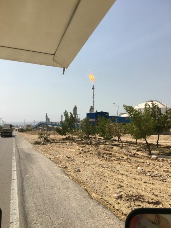 Le petrole ... première source de revenu avec le gaz !