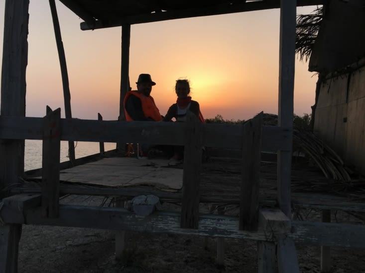 Des couchers de soleil ... encore et encore ...