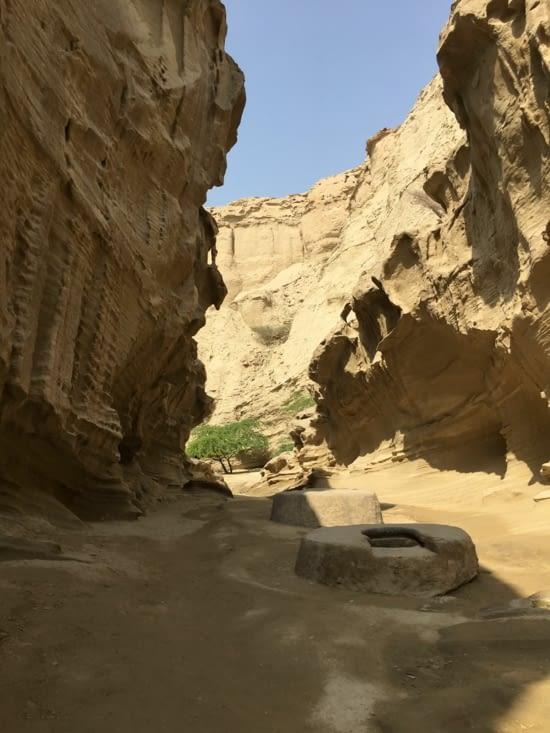 Les meme phénomènes géologique que La Cappadoce en Turquie