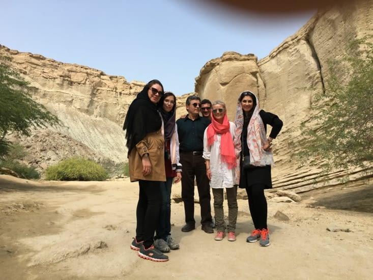Rencontre avec une famille du nord de l'Iran