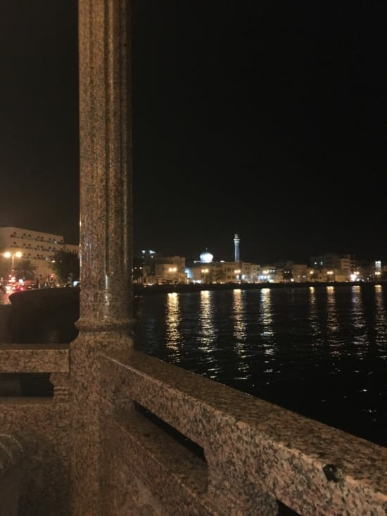 Matrah, La corniche by Night !