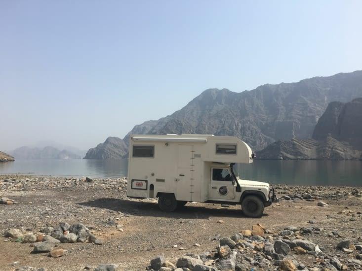 Retour vers la ville de Khasabb