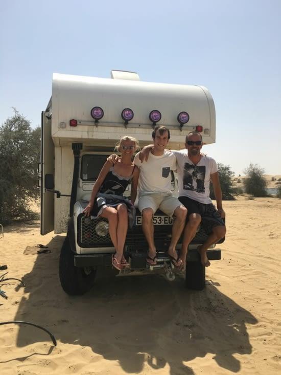Rencontre avec Guillaume, jeune Français resident a Dubai pour 3 ans !