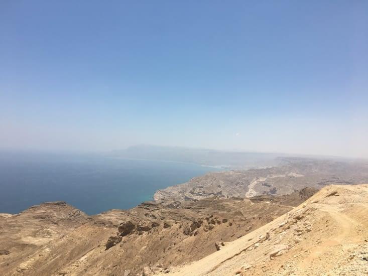 Sur la côte qui va de Masirah a Salalah