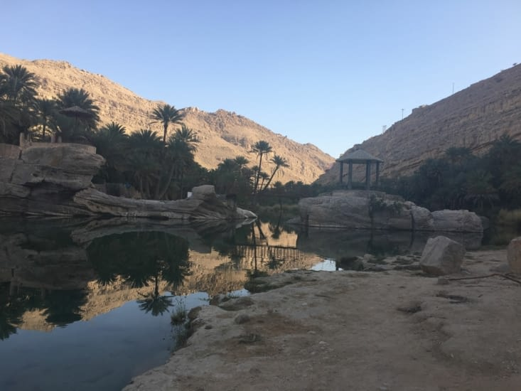 Wadi Bani Khalid !