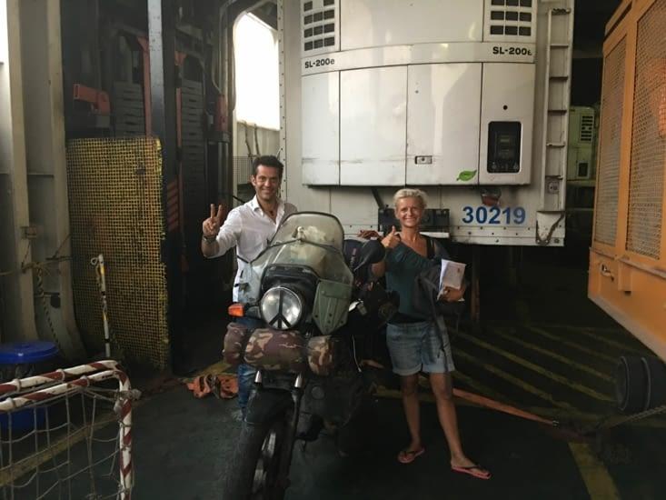 """Jose le motard Espagnol (voir """"rencontre"""")"""