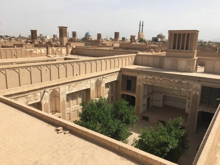 Yasd : la vielle ville