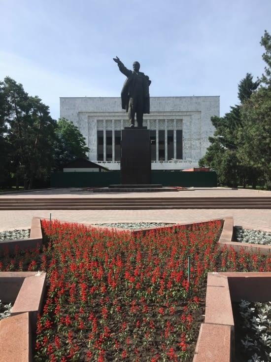 Bishkek la capitale