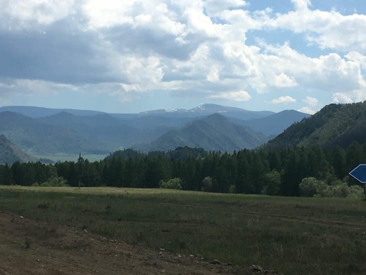 1150 Kms de forêt, ruisseaux, lacs et animaux ! Splendide !