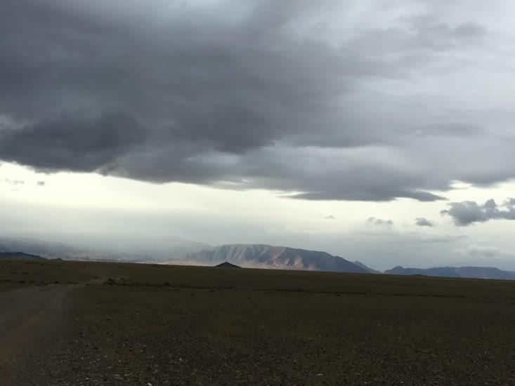 Des décors et des couleurs qui résument bien la Mongolie !