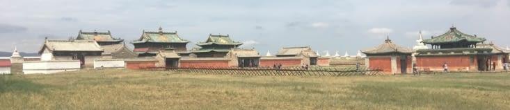 Temple Bouddhiste Erdene zuu