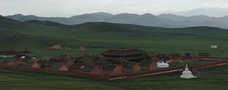 Temple Amarbayasaalant