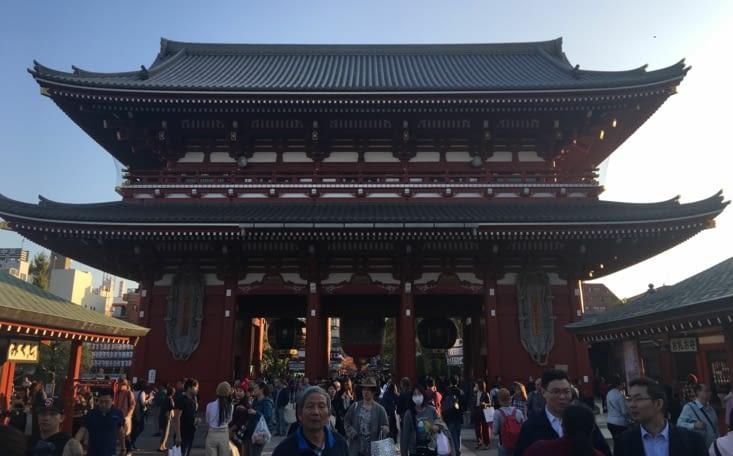Dernier moment dans Tokyo