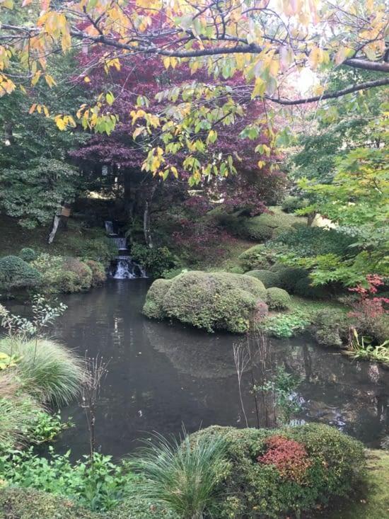 Des jardins ...