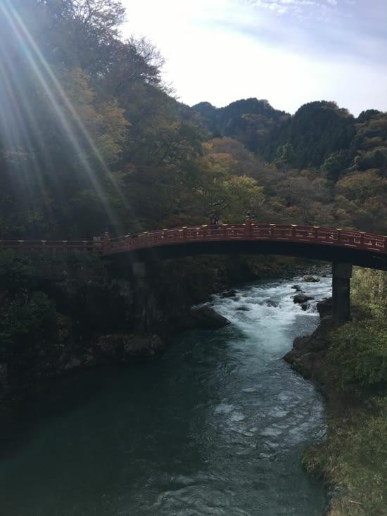 Retour au sanctuaire de Nikko (la pluie nous laisse tranquille !)