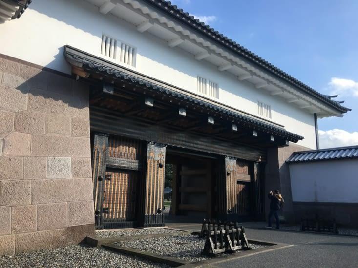 Visite d'un des plus vieux jardins du Japon : Kenrokumachi à Kanazawa