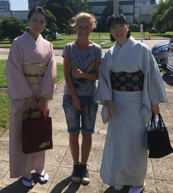 Rencontre insolite : la politesse est de mise au Japon (à l'excès même !)