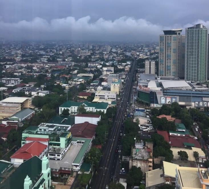 Le malheur des grandes villes ... Manille et sa pollution !