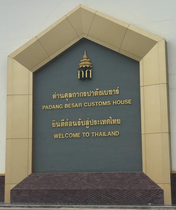 1 heure en Thaïlande ... qui dit mieux ?