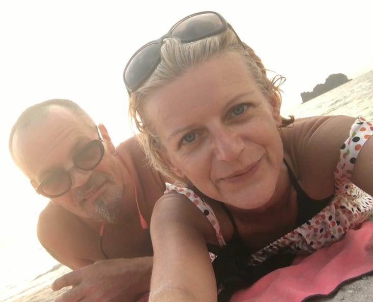 Arrivée sur les plages de Langkawi