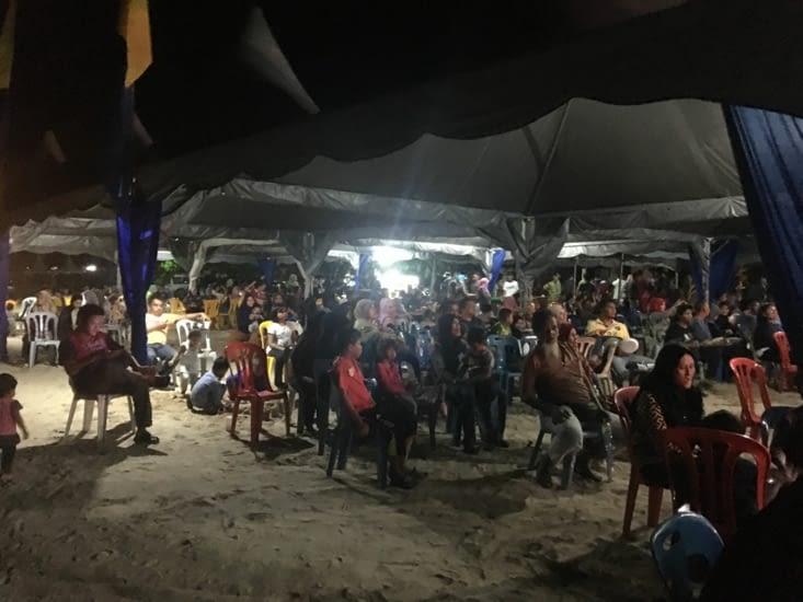 Invitation pour une soirée locale sur le tourisme à Langkawi