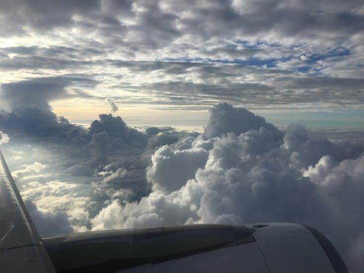Ce  sera donc en avion que se fera le trajet Philippines - Malaisie