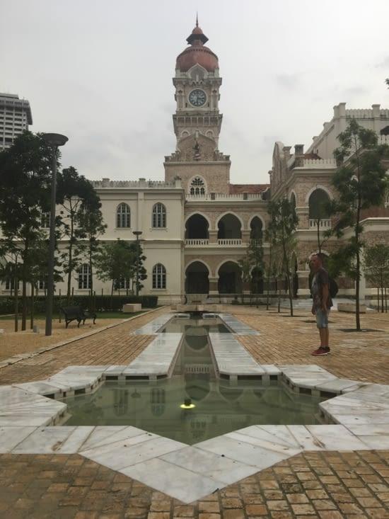 Bâtiment du Sultan Abdul Samad