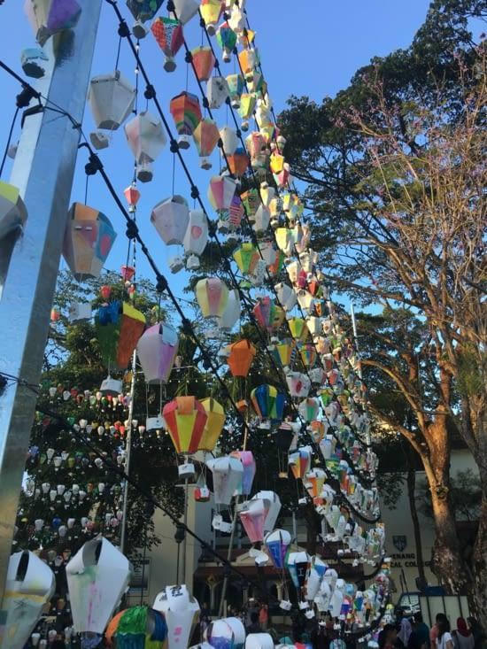 Festival des Mongolfieres à Penang ... grandiose