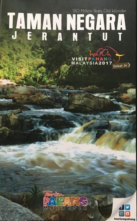 Le Parc National de Taman Negara de Pahang