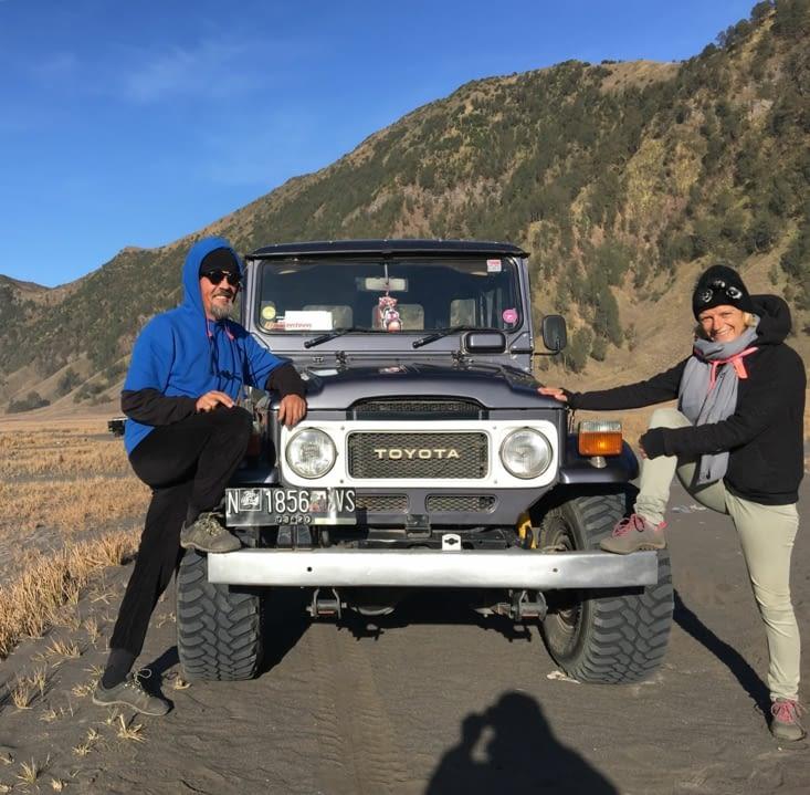 Un clin d'oeil a mes amis des Club Land Rover !